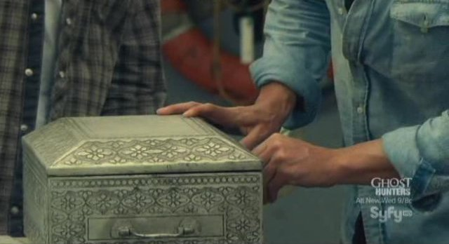 Haven S2x11 - Silver box of secrets