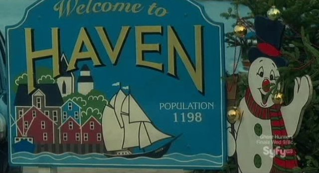 Haven S2x13 - Population 1,198