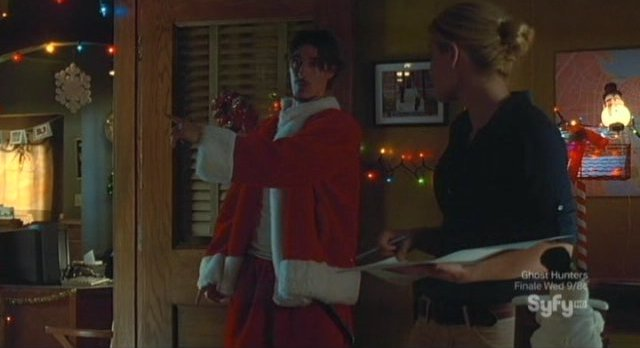 Haven S2x13 - Santa Duke is convinced