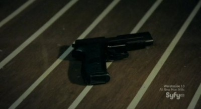 Haven S3x01 - The gun that misfired