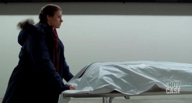 Helix S1x06 Aniqatiga Death by Morphine