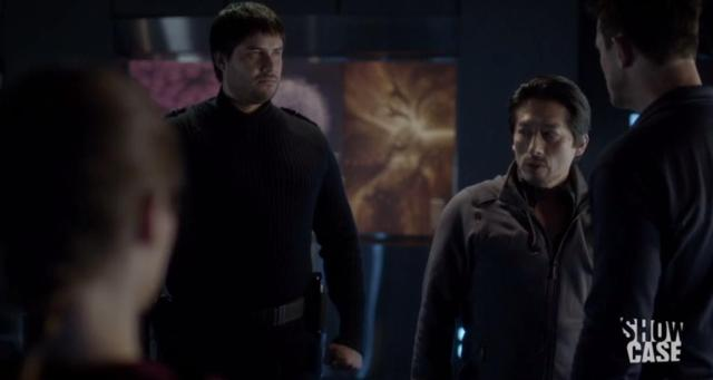 Helix S1x06 Aniqatiga Hatake explains about the virus