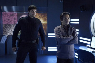 Helix S1x06 - Aerov and Hatake are back together!