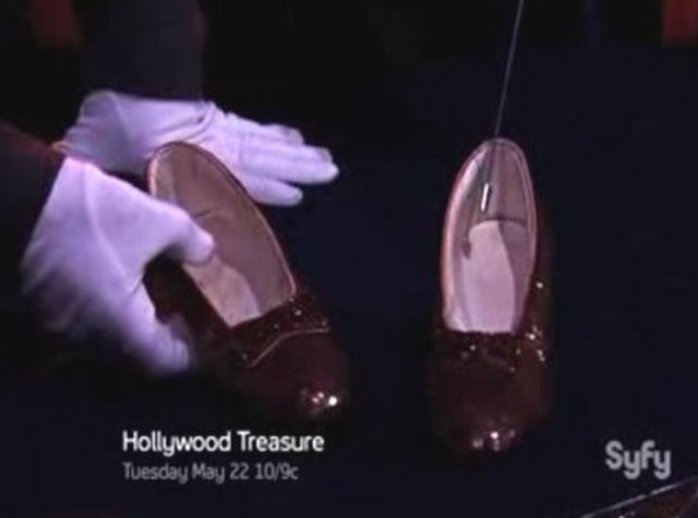 Hollywood Treasure with BTS Documentary: Syfy Re-Activates Profiles in History Wormhole May 22 to Endless Adventures!