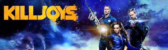 Risultati immagini per killjoys season 2 banner