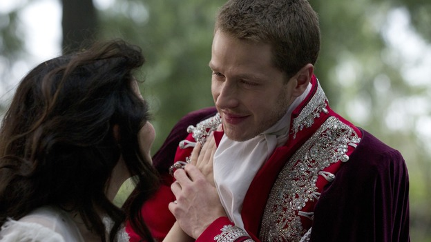 Once Upon A Time S1x01 - Prince Charming