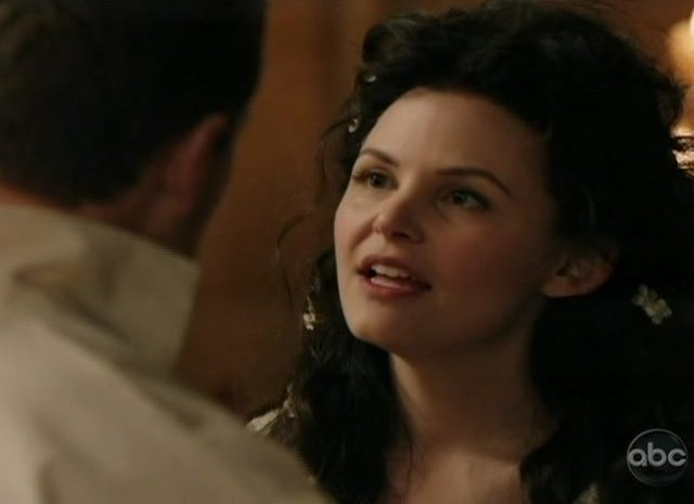 Once Upon A Time S1x01 - Snow Whites hair