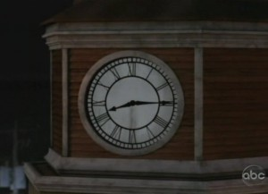 Once Upon A Time S1x01 - The clock that doe snot change
