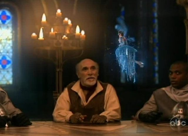 Once Upon A Time S1x01 - Tony Amendola as Geppetto