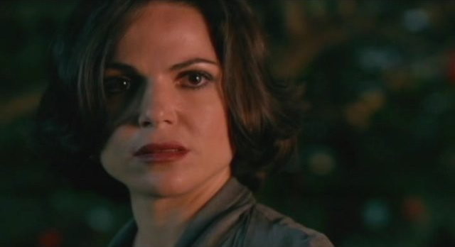 Once Upon A Time S1x02 - Evil Regina plots revenge