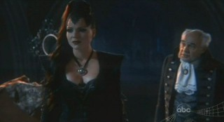 Once Upon A Time S1x02 - The Queen wants answers