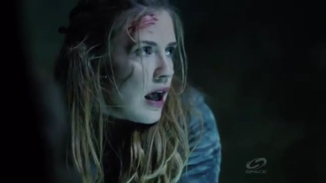 Primeval New World S1x13 - Dylan fights for her life