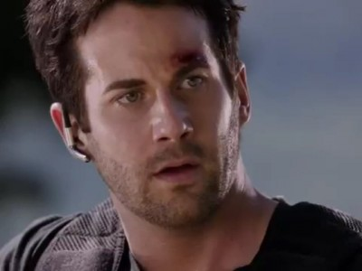 Primeval New World S1x13 - Evan is stunned when he sees the anomaly wink out