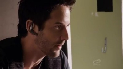 Primeval New World S1x13 - Evan tells Ange that he is determined not to change the time line