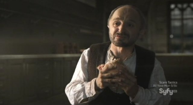 Sanctuary S4x05 - Rick Howland as Galvo