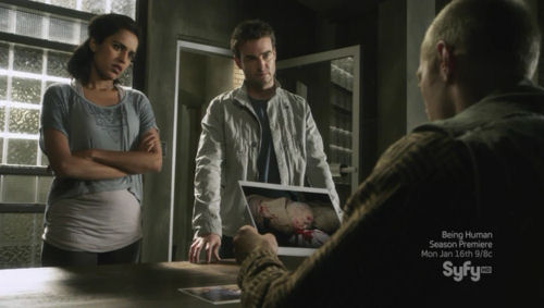 Sanctuary S4x10 Acolyte - Picture this