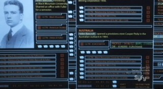 Sanctuary S4x13 - Computer search for information