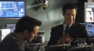 Sanctuary S4x13 - Tesla tells Henry the device is harmless