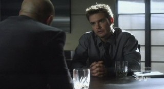 Sanctuary S4x13 - Will catches on and reasons with Addison