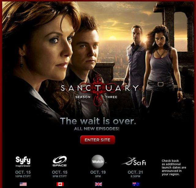 Sanctuary S3x10 &#8220;Hollow Men&#8221; Review &#8211; Definitely Not A Hollow Mid-Season Cliffhanger!