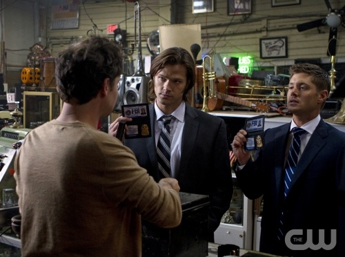 Supernatural: &#8220;The Mentalists&#8221; Take Over Lily Dale Featuring Gary Jones of Stargate!