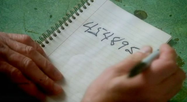 Supernatural S7x10 - Numbers that Bobby remembers he wants to tell the boys