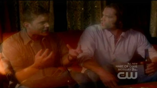 Supernatural S7x10 - The boys are fading away