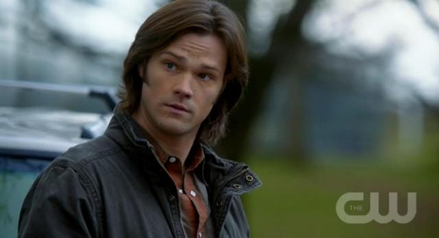 Supernatural S7x14 - Surprised at the news
