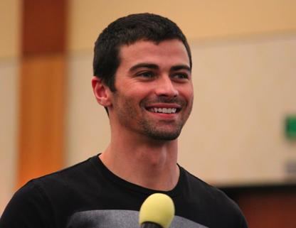 Supernatural BurCon 2012 - Matt Cohen