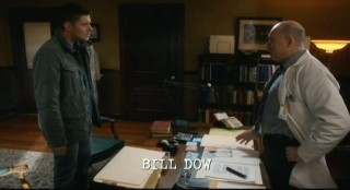 Supernatural S7x17 - Bill Dow as Dr Kadinsky