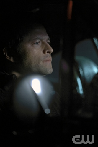 Supernatural S7x17 Misha Collins Returns in The Born-Again Identity