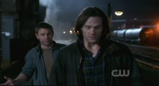 Supernatural S7x17 - Run for your life