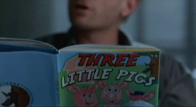 Supernatural S7x17 - Three Little Pigs