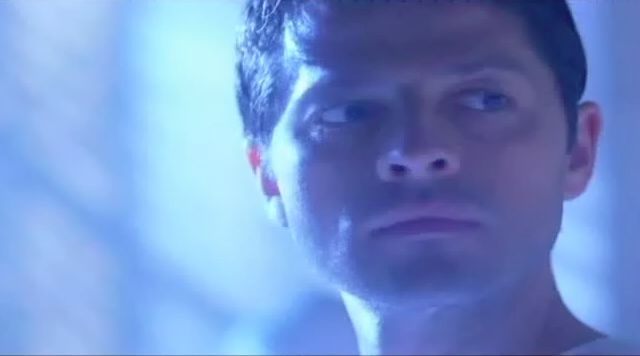 Supernatural S7x21 - Castiel awakens