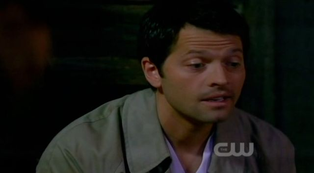 Supernatural S7x21 - Castiel thinks he is just fine