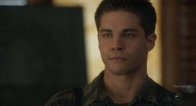 Terra Nova S1x09 - Dean Geyer as Mark Reynolds