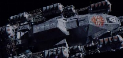 View the Rocinante / Tachi as glimpsed briefly in the January 15th ...