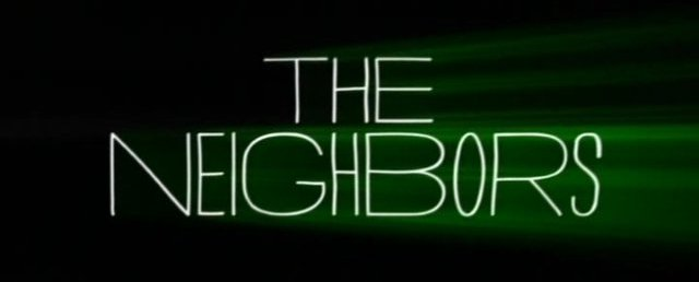 The Neighbors banner logo - Click to learn more at the official ABC web site!