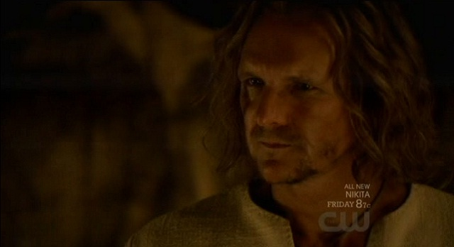 The Vampire Diaries S3x08 - Mikael requests vampirism