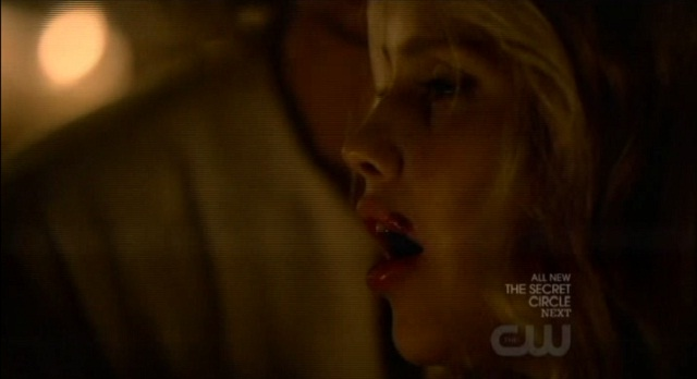 The Vampire Diaries S3x08 - Rebekah completes the transformation