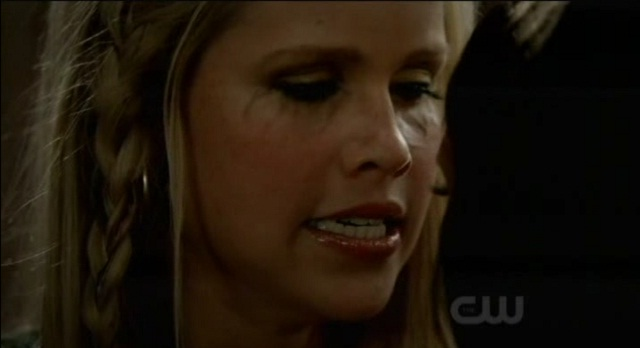 The Vampire Diaries S3x08 - Rebekah threatens Elena