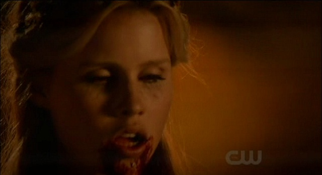 The Vampire Diaries S3x08 - Rebekah's blood lust