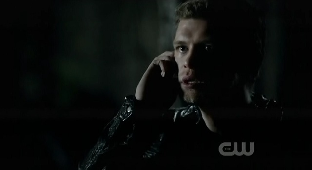 The Vampire Diaries S3x09 - Klaus tears up