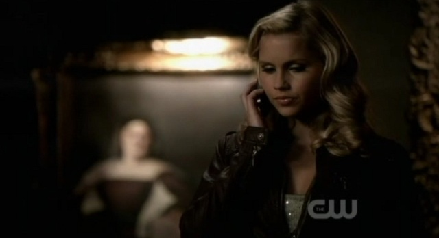 The Vampire Diaries S3x09 - Rebekah confirms death