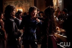 The Vampire Diaries S2x19 - Joseph-Morgan as Klaus