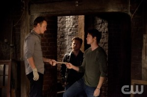 The Vampire Diaries S2x21 - The Sun Also Rises