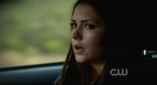 The Vampire Diaries S3x12 - Elena is onteh way to North Carolina