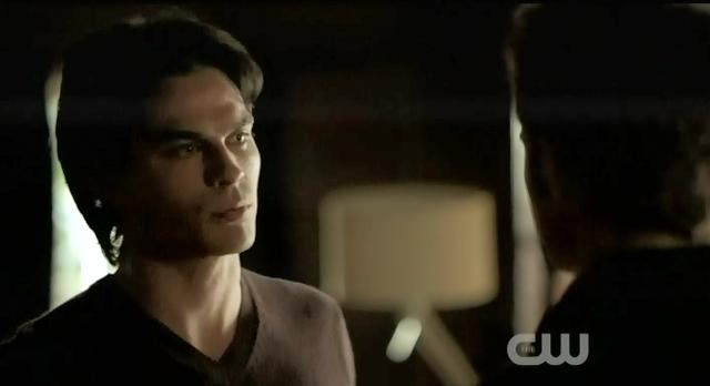The Vampire Diaries S3x13 Damon and Stefan