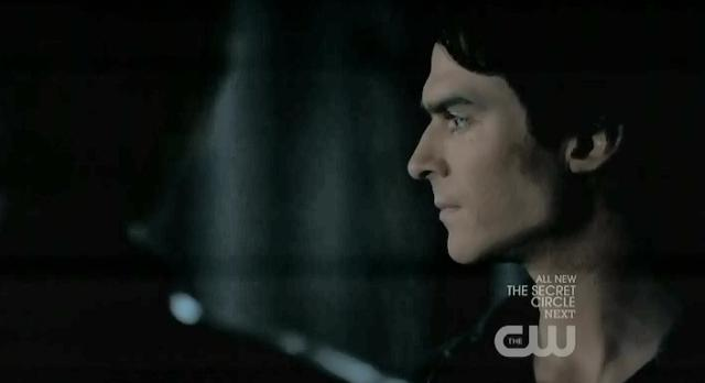 The Vampire Diaries S3x13 Damon telling Stefan he loves Elena