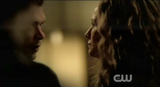 The Vampire Diaries S3x13 Esther forgives Niklaus